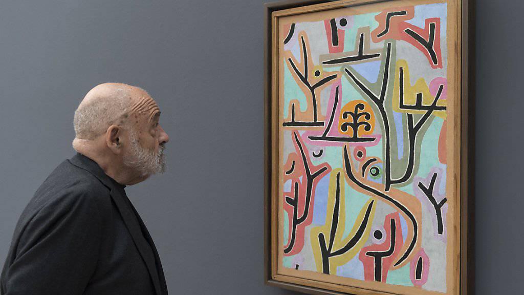 Der abstrakte Paul Klee in der Fondation Beyeler