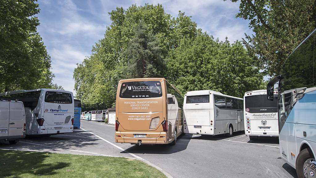 «Unsere Busse sind wieder öfters auf den Strassen unterwegs»