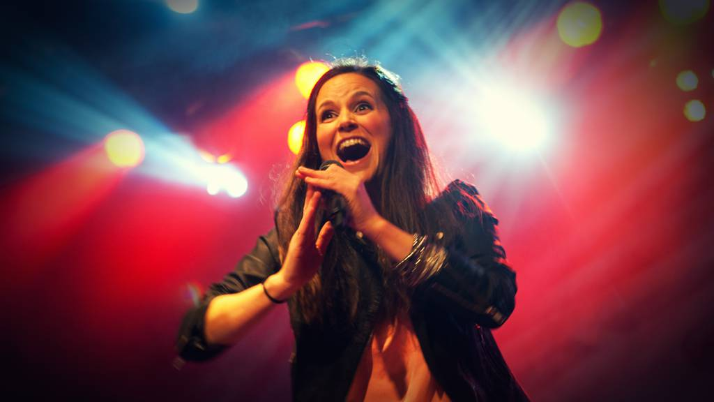 Caroline Chevin wieder live im Pilatusland