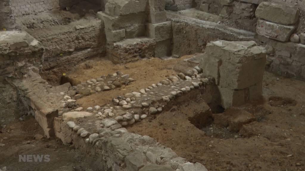 Diese archäologischen Schätze lagen unter dem Capitol begraben