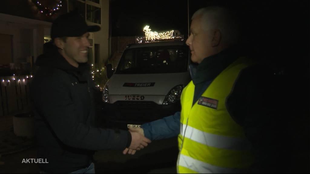 Promille-Taxi: Lange Nacht für Nez Rouge
