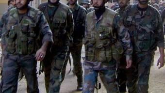 Sieben syrische Soldaten sollen getötet worden sein (Symbol)