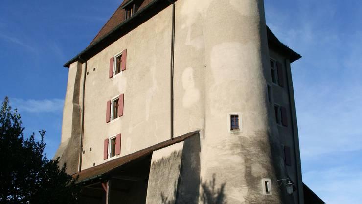 Schloss Liebegg wird 2010 Schauplatz eines Mittelalter-Fests. (sim)