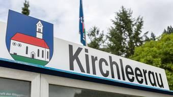 Ein Steuerfussprozent macht in Kirchleerau etwa 16000 Franken aus. (Archivbild)