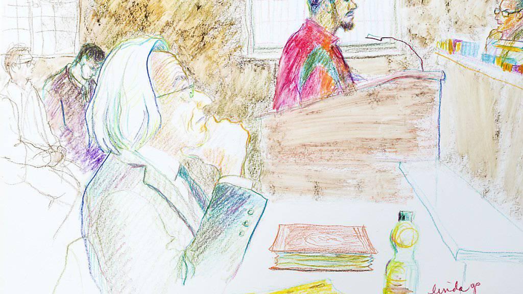 Der als «Carlos» bekannt gewordene junge Mann hatte sich Anfang März vor dem Zürcher Bezirksgericht über die Haftbedingungen während der Untersuchungshaft im Gefängnis Pfäffikon beschwert. Er sprach dabei von «Folter». (Archivbild)