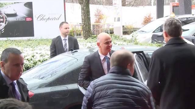 Alain Berset eröffnet Genfer Autosalon