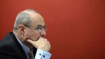 Die beleidigte Leberwurst: Claude Janiak