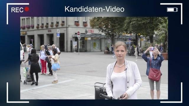 Wahlvideo Christa Markwalder