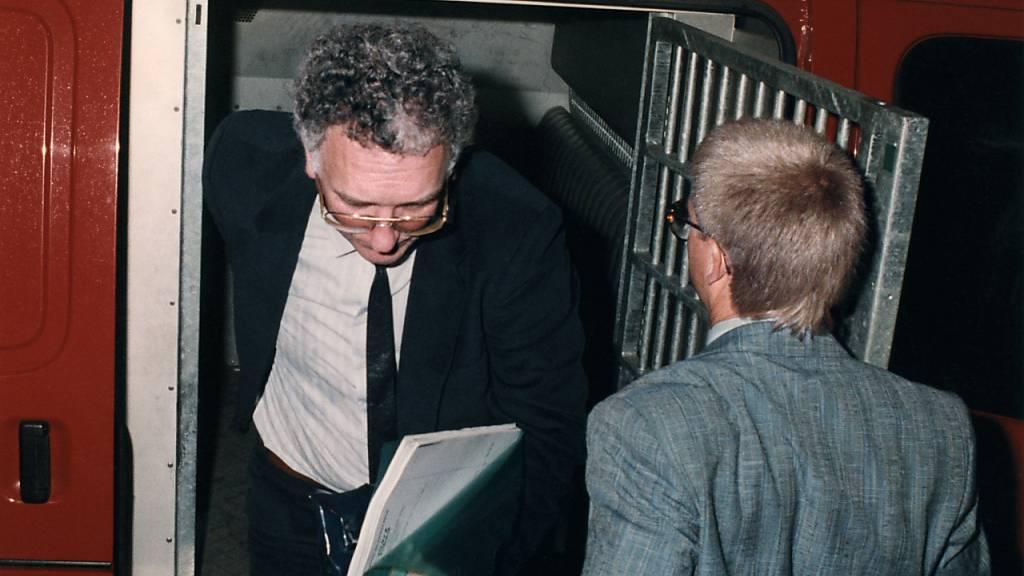 Vierfachmörder Günther Tschanun seit über sechs Jahren tot