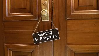 Demokraten und Republikaner haben am Montag über eine Verhinderung einer weiteren Teilschliessung der US-Verwaltung beraten. (Symbolbild)