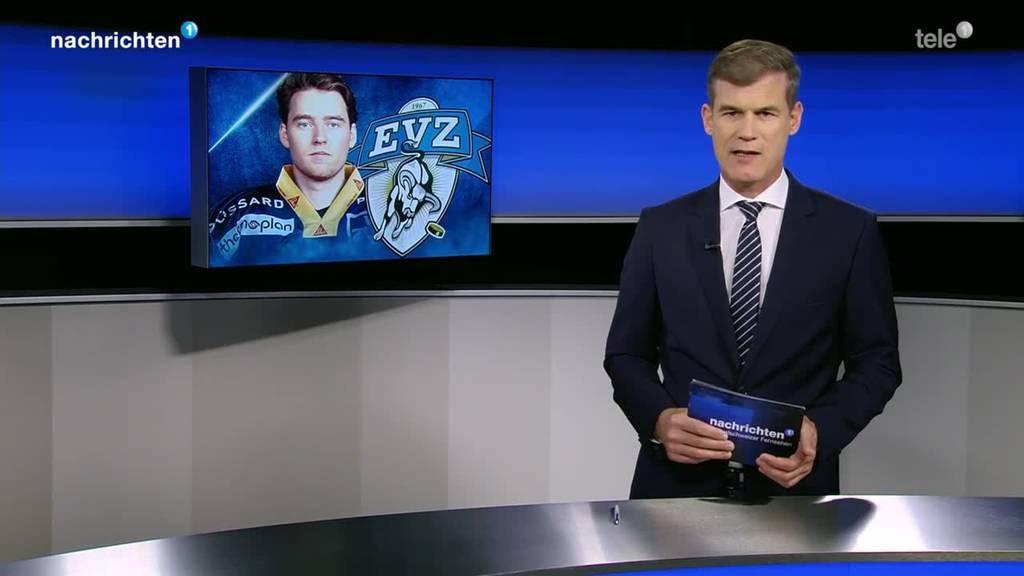 NHL-Verteidiger Djoos kommt zum EVZ