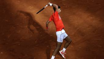 Novak Djokovic feiert den ersten Turniersieg seit Januar
