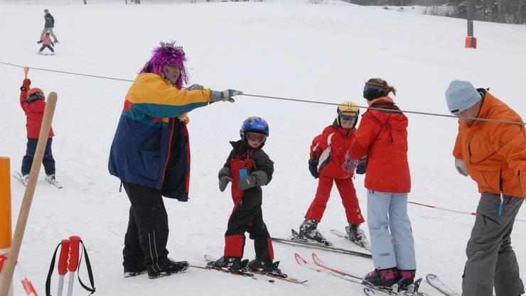 Skilift in Dietikon