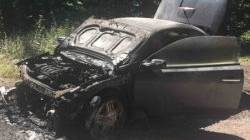 Walenstadt: Autobrand auf Abstellplatz