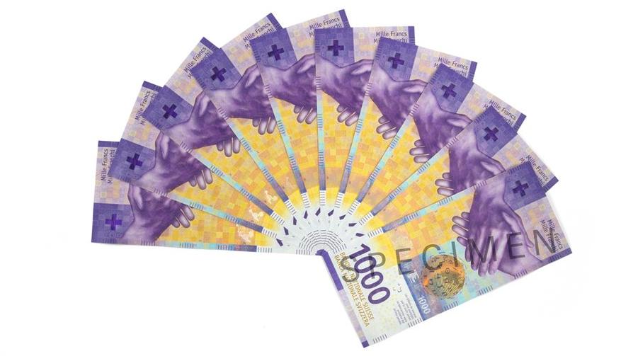 Neue 1000er-Banknote ist da