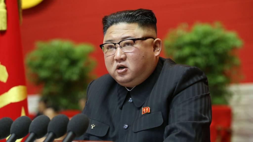 Nordkoreas Machthaber will Militärkapazitäten ausbauen