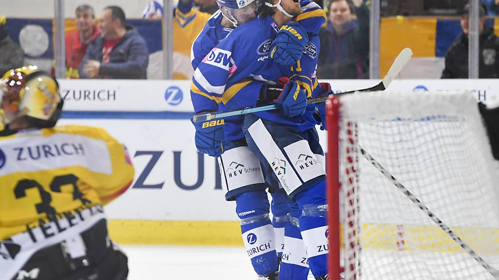 Leader der Swiss League schlägt Leader der National League