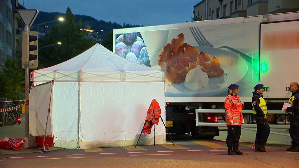 Schwere Kollision in der Stadt Zürich fordert ein Todesopfer