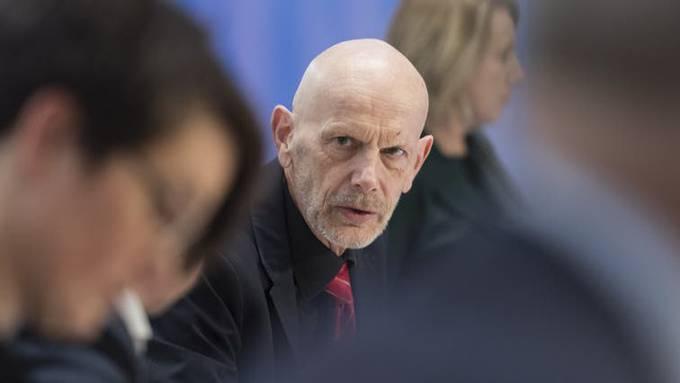 Daniel Koch vom BAG.