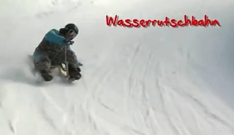 Von wegen Schneemangel: Davos kontert entsprechende Medienberichte mit einem frechen Video