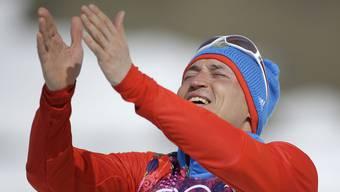 Olympiasieger Alexander Legkow wurde für die WM in Lahti wegen Dopings gesperrt.