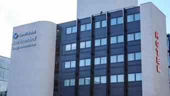 Seit dem 1. Juni 2012 ist der «Aarauerhof» ein Sorell-Hotel.