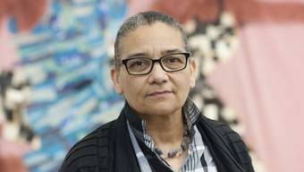 Widmet sich dem Einfluss schwarzer Einwanderer auf die westliche Kultur: Künstlerin Lubaina Himid aus Sansibar. (Archivbild)