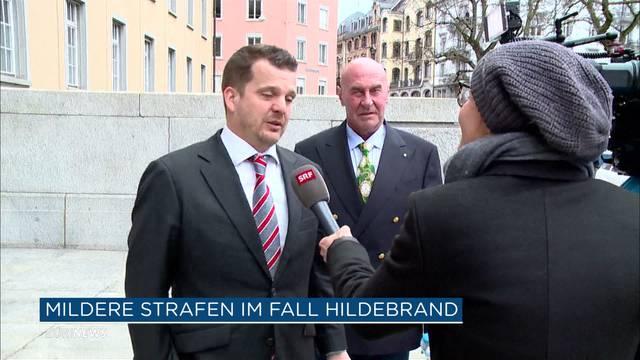 Hermann Lei erhält mildere Strafe