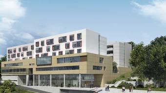 Projektbild des Alterszentrums «Schlossacker».