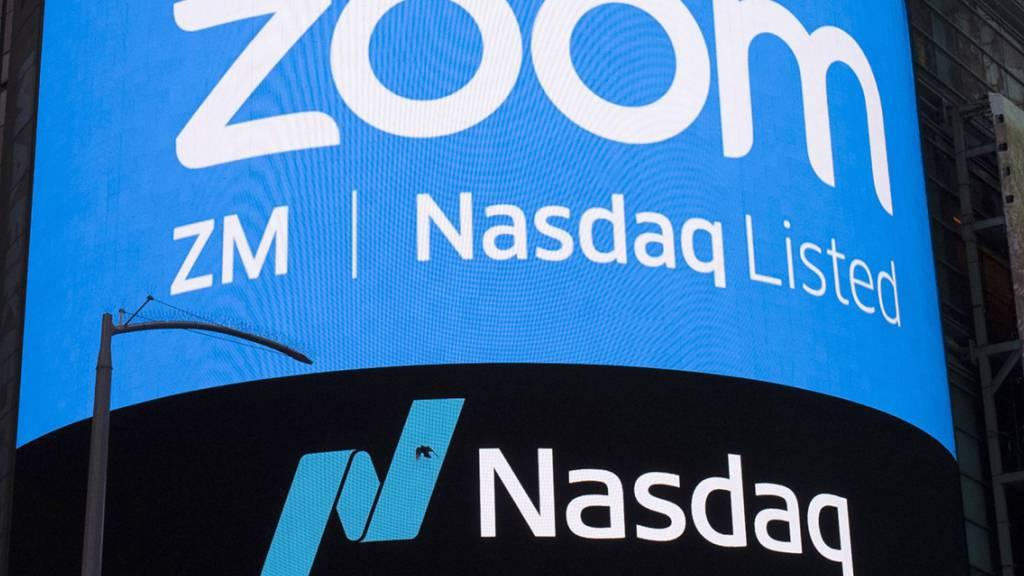Videokonferenzdienst Zoom legt bei Umsatz und Gewinn markant zu