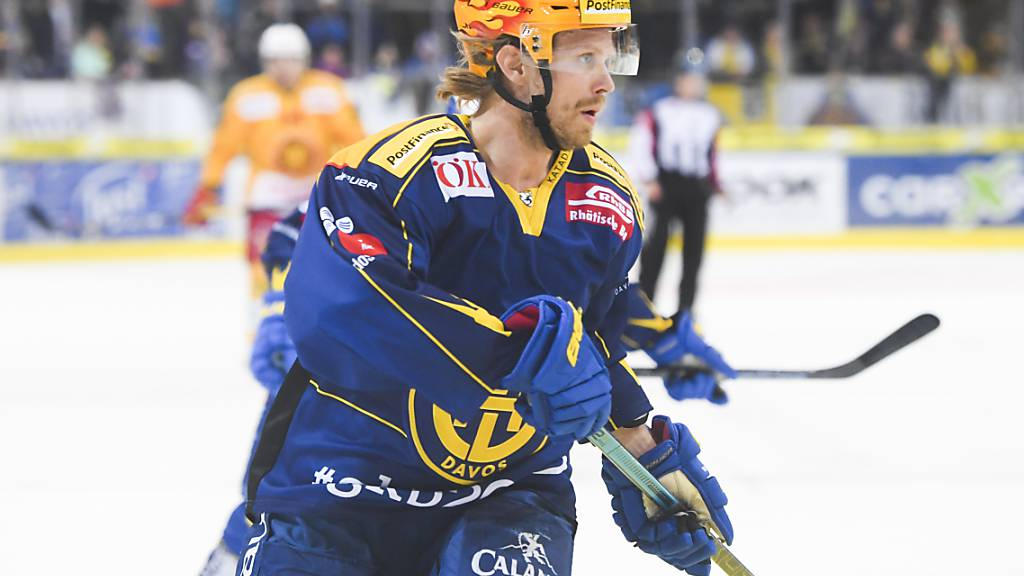 Tedenby wechselt in die KHL