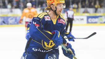 Mattias Tedenby spielt künftig in der KHL