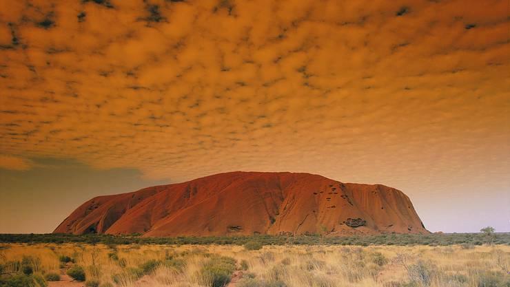 Der Uluru wird bald eine touristische Sperrzone.