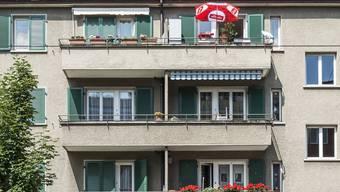 Gemeinnützige Wohnungen im Limmattal (Symbolbild).