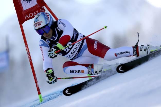 ... mit Gino Caviezel der nächste Schweizer auf Rang 13.