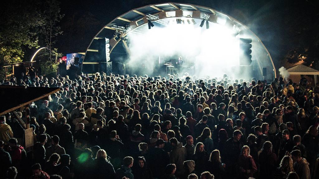 Bilder wie diese vom B-Sides Festival auf dem Sonnenberg wird es auch in diesem Sommer nicht geben - der Anlass ist erneut abgesagt. (Archivbild)