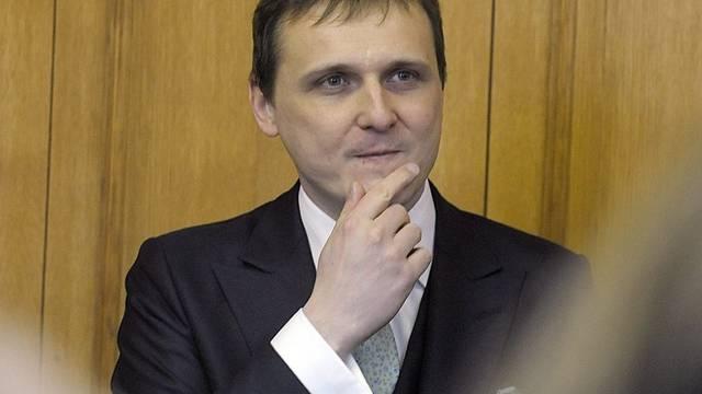 Vit Barta wurde wegen Korruption verurteilt