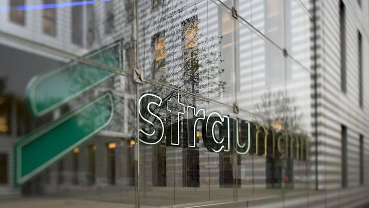 Der Sitz von Straumann in Basel.