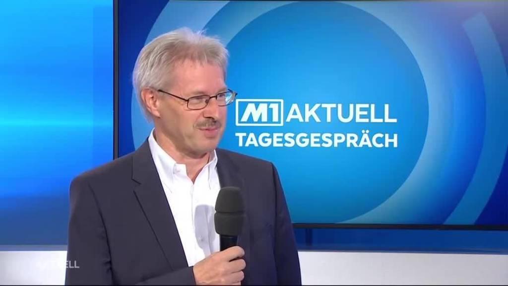 """Kurt Schmid über das Projekt """"Svizra27"""""""