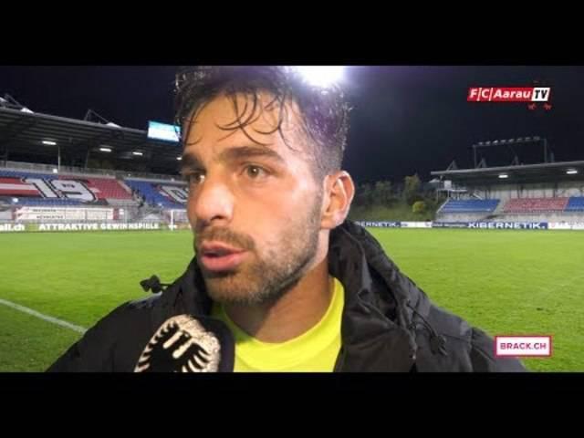 FC Vaduz - FC Aarau 4:1 (05.11.2017, Stimmen zum Spiel)