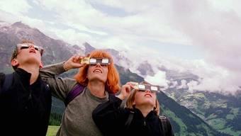 Das Wetter spielt am Freitagmorgen voraussichtlich mit. Im gesamten Aargau sollte die Sonnenfinsternis gut zu sehen sein.