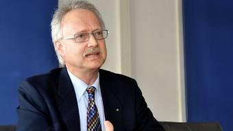 BASF-Ingenieur Hans-Jürg Reinhart