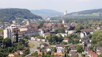 Aarau möchte das Energielabel Gold.