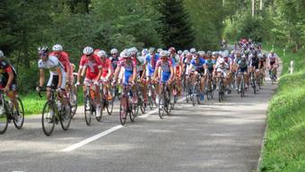 Das Schweizer Nationalteam hat gute Chancen am GP Rüebliland