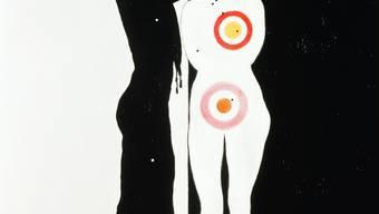 Francis Picabia verabschiedete sich 1921 von den Dadaisten. Wegen Meinungsverschiedenheiten. Aber er experimentierte weiter, beispielsweise mit Lackfarben wie in «La Nuit espagnole» von 1922. ProLitteris, Zürich