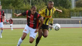 Karim Barry (rechts) verlässt die Old Boys.