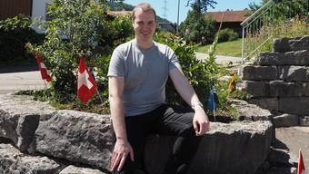 Seit Januar sitzt der SVP-Kandidat im Gemeinderat von Oberhof.