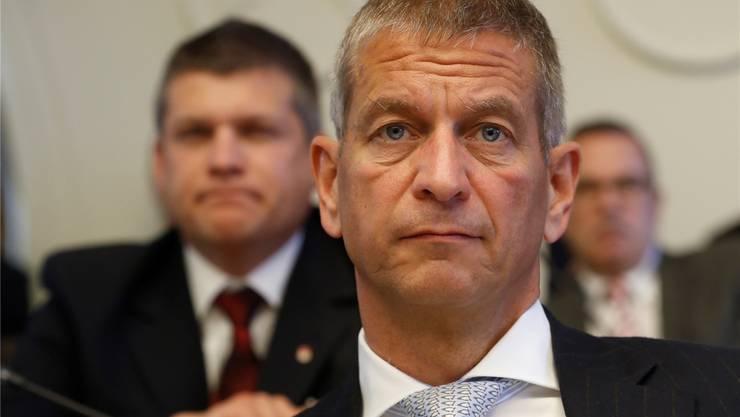 Gemeindepräsident Manfred Küng ist unzufrieden mit den kantonalen Vorschriften. (Archiv)