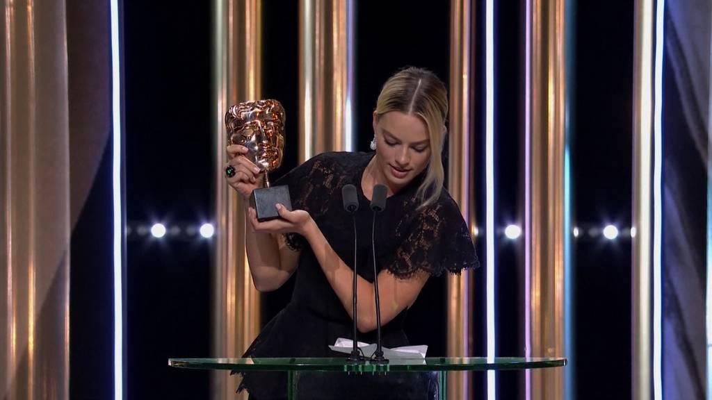 """Brad Pitt: """"Ich werde diesen Award Harry nennen"""""""