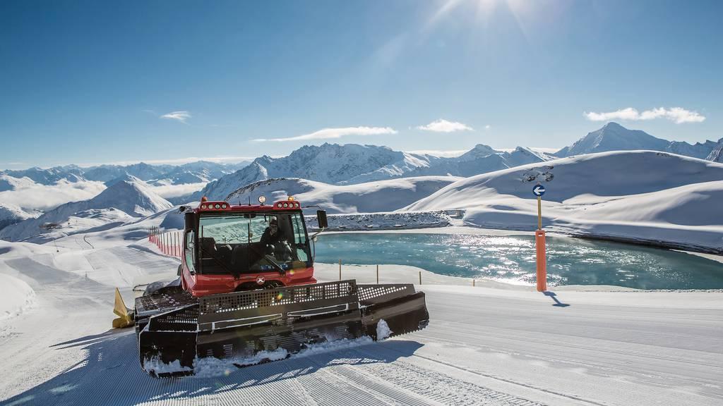 Unterschiedliche Massnahmen: Spezialfall beim Skigebiet Samnaun-Ischgl